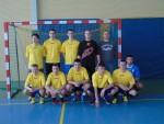 III miejsce ZSP Kościelec w Halowych Mistrzostwach Powiatu Inowrocławskiego w Piłce Nożnej