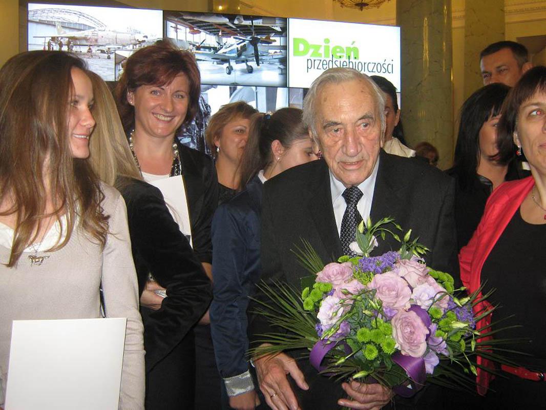 Gala przedsiębiorczości – 2012