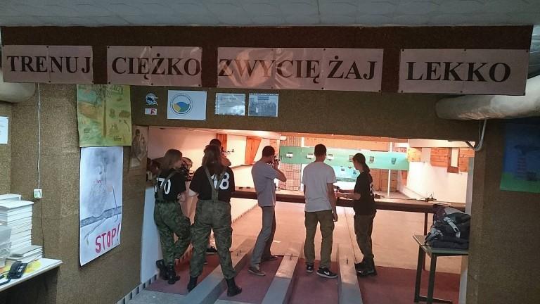 Powrót Powiatowej Szkolnej Ligi Strzeleckiej