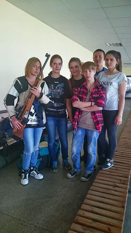 III runda zawodów strzeleckich Wojewódzkiej Kujawsko – Pomorskiej Ligi Strzeleckiej.