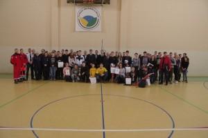 Odbyła się Pierwsza Spartakiada Prewencyjna dla Szkół Ponadgimnazjalnych