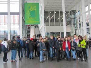 Młodzież z Kościelca na Międzynarodowych Targach Gospodarki Żywnościowej, Rolnictwa i Ogrodnictwa – Grüne Woche