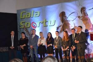 Gala sportu Pakość 2017