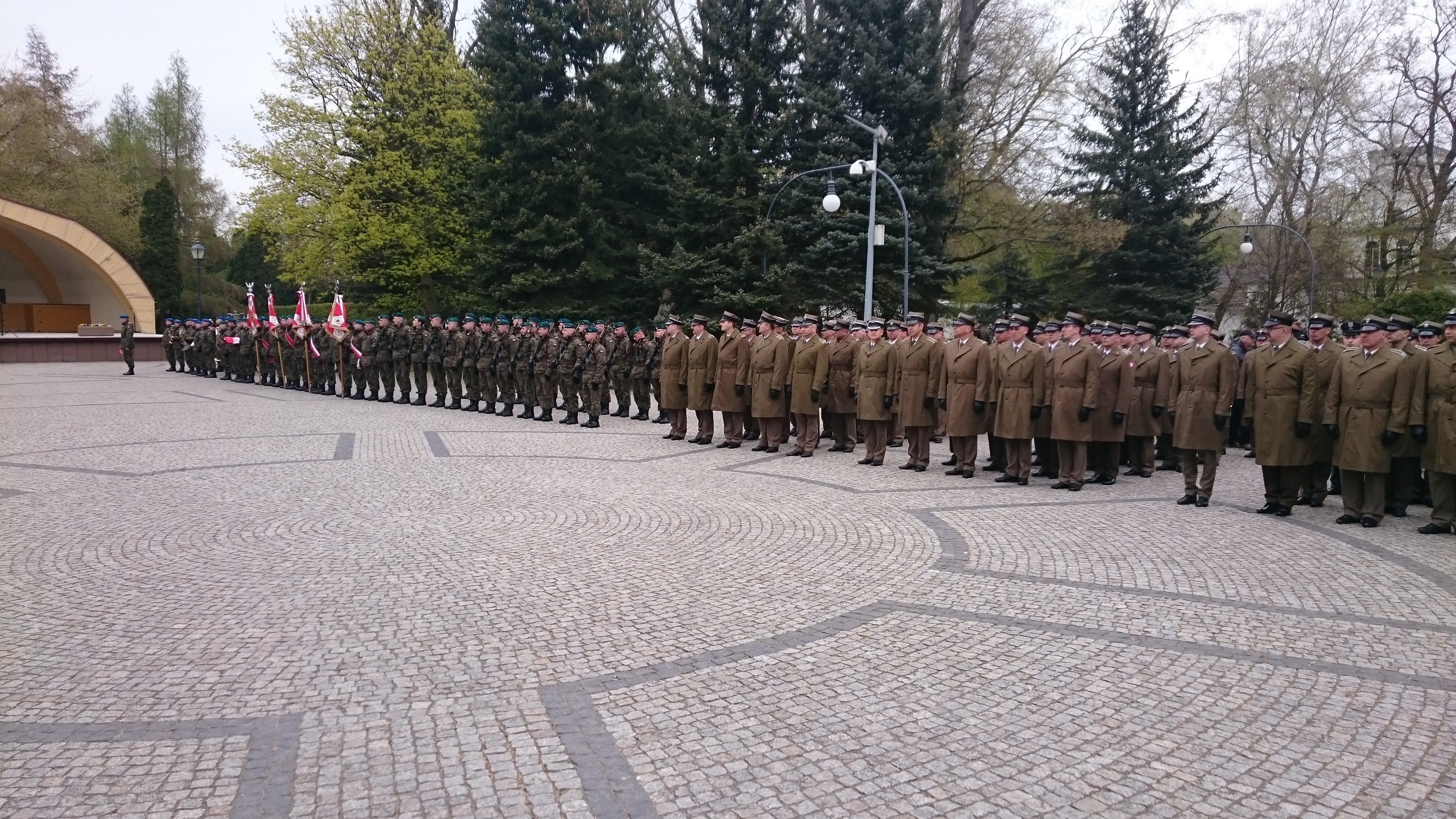 Obchody święta 2 Inowrocławskiego Pułku Inżynieryjnego