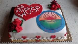 Tort z Kościelca  na licytacji WOŚP