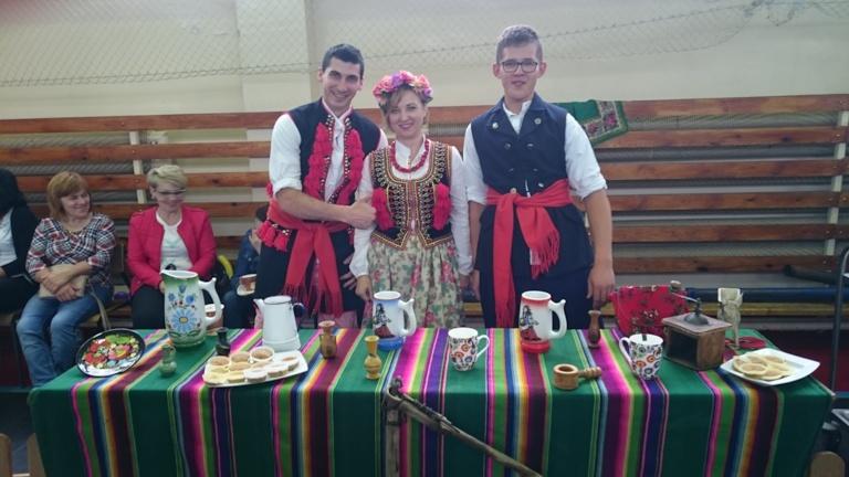 Festyn Rodzinny w ZSP Kościelec