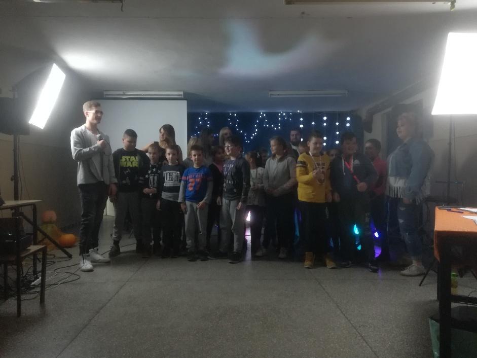 Wizyta dzieci z SP nr 1 w Inowrocławiu