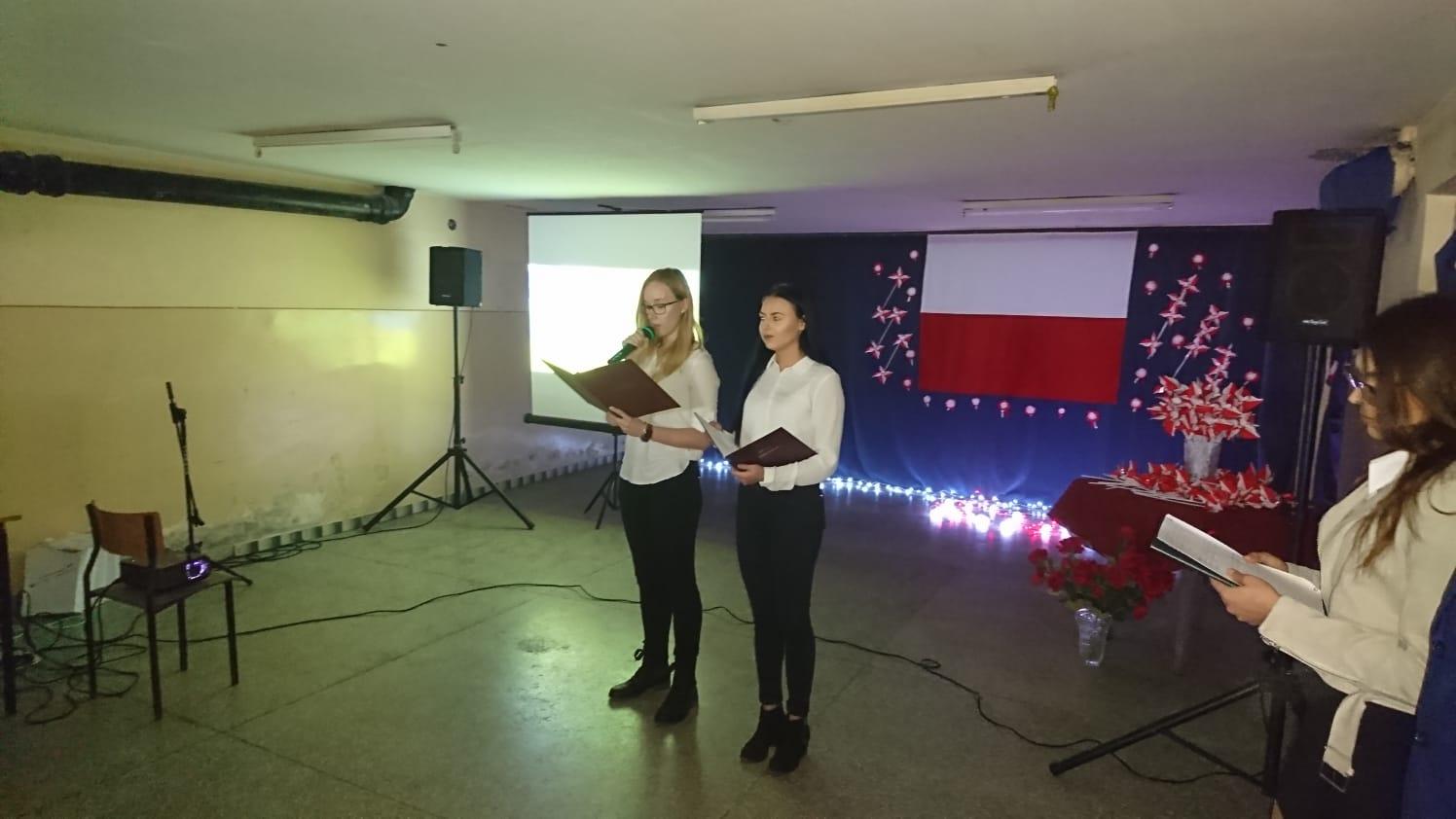100 Rocznica Odzyskania Niepodległości w ZSP w Kościelcu