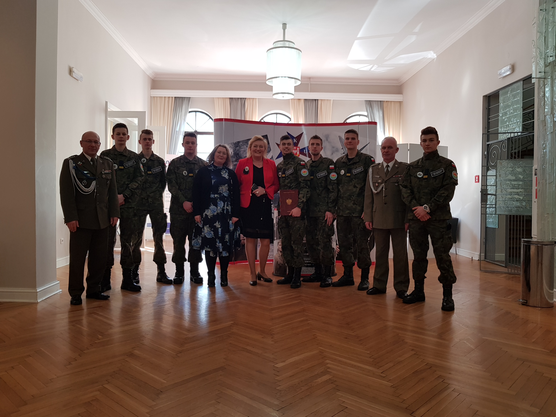 100 lat WKU w Inowrocławiu