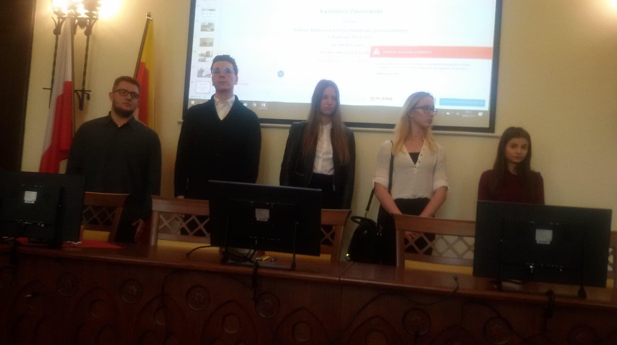 Uczennica z Kościelca w finale konkursu z przedsiębiorczości
