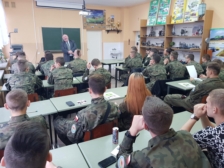Rektor Wyższej Szkoły Przedsiębiorczości w Kościelcu