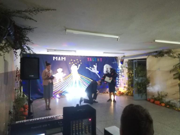 """Pierwsza edycja konkursu """"Mam talent"""""""