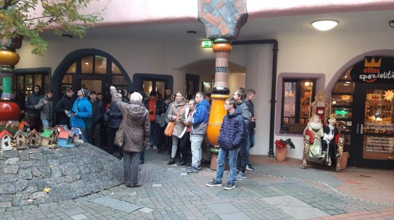 ZS Kościelec na targach Agritechnica w Hanowerze