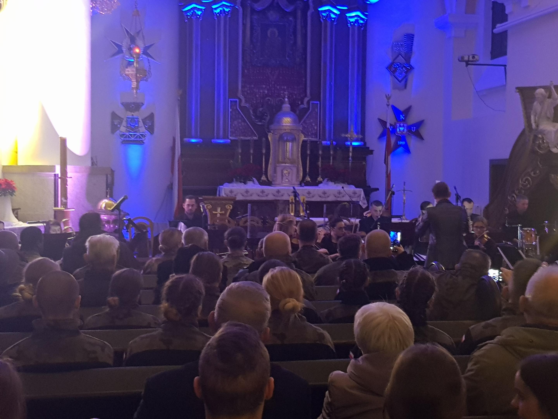 Koncert w Kościele Garnizonowym w Inowrocławiu