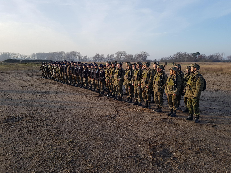 Wojskowy Dzień Szkoleniowy w Kościelcu