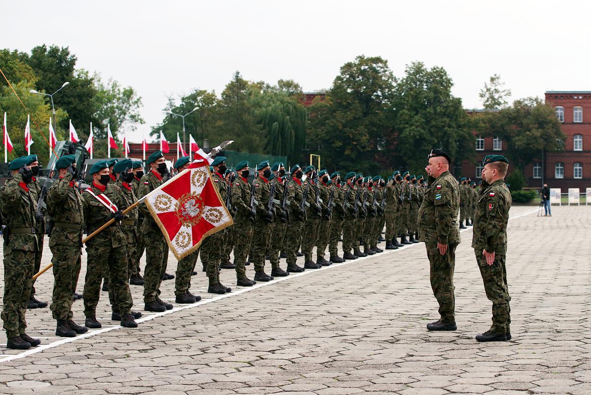 Kolejny absolwent ZS Kościelec zasilił szeregi Wojska Polskiego