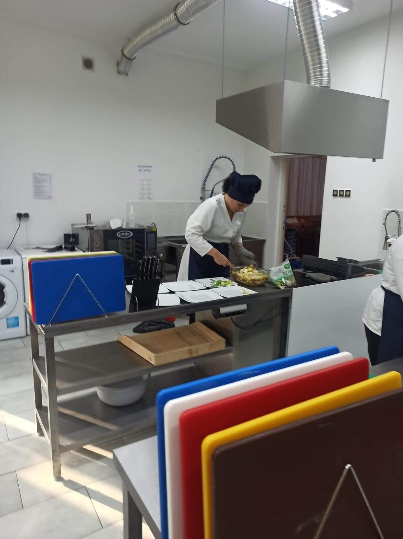 Ostatnie zajęcia z kuchni śródziemnomorskiej