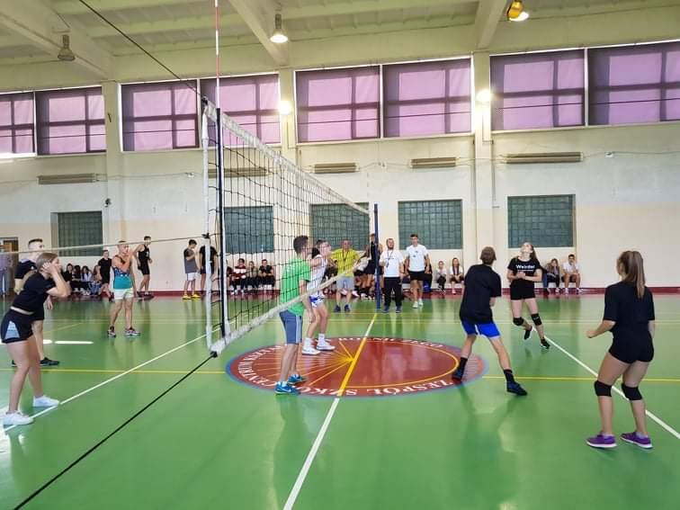 Narodowy Dzień Sportu w Zespole Szkół w Kościelcu